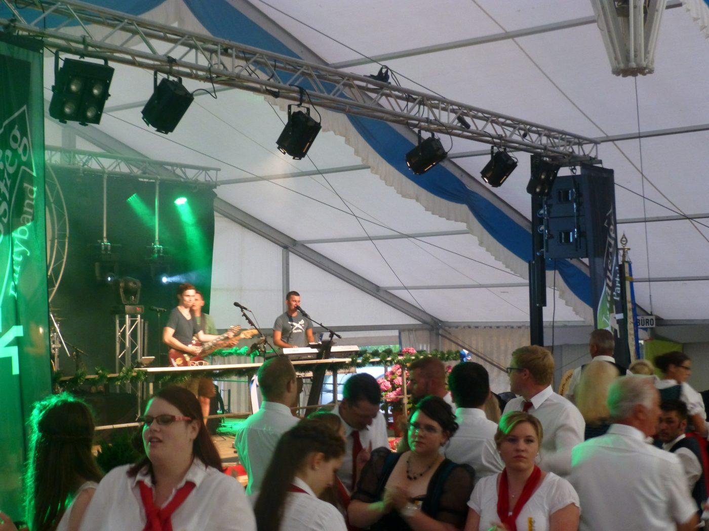 Gründungsfest Pillnach
