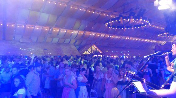 Gäubodenfest Straubing mit Notausstieg an 2 Tagen